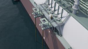 hpng ship to platform subsea
