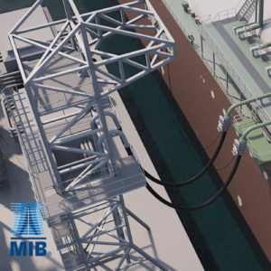 mib italiana support tower