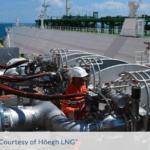 Höegh LNG vessel